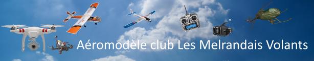 Aéromodèle club Les Melrandais Volants